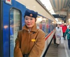 Comfortabel met de trein door China