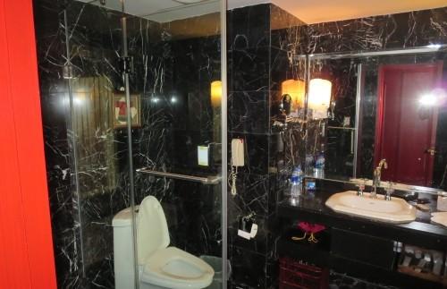 datong hotel badkamer china
