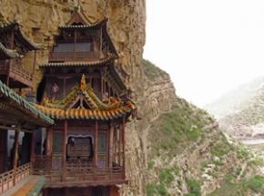 datong klooster china
