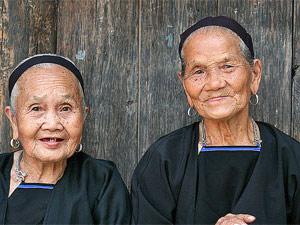 dong vrouwen chengyang china