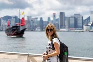 Hong Kong stedentrip China