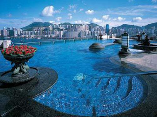 hotel hong kong zwembad china