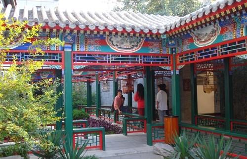 hutong hotel beijing china