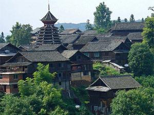 jitang platteland dong china