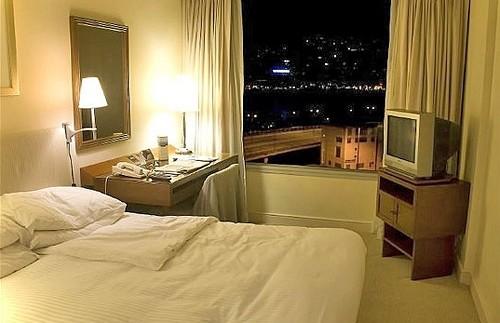 kamer hotel Hongkong China
