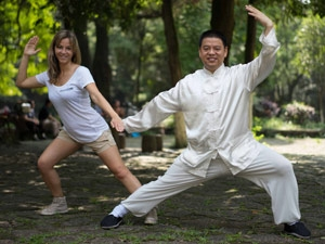 kungfu les yangshuo china