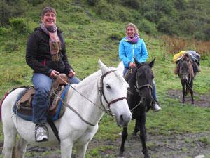 paardrijden songpan china