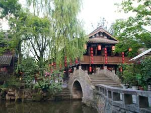 pandaberen chengdu jinli street china