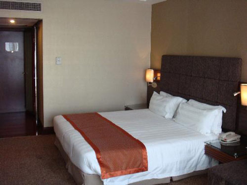 china peace hotel kamer