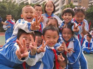 shanghai kinderen school china