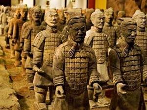 terracottaleger xian china
