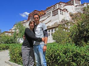 China Tibet Lhasa reis