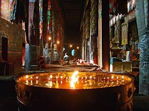 tibet reis klooster china reis