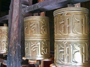 tibet reis lhasa gebedsmolen china