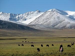 tibet reis namtso nomaden china