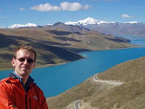 tibet reis yamdrok jordi china