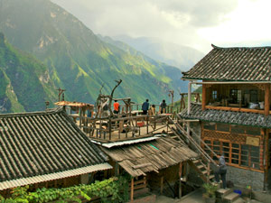 tiger leaping lodge china