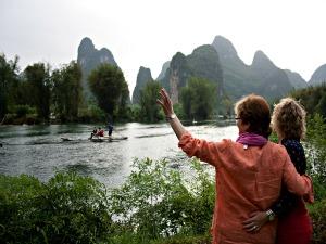 Yangshuo karstbergen