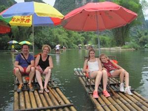 yang shuo bamboevaren china
