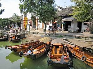 China reis - Chinese tuinen