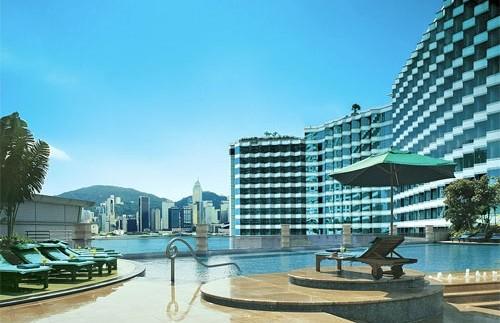 zwembad Hongkong China