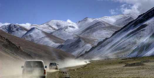 Reizen naar China en Tibet