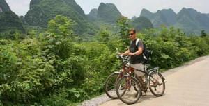 Rondreizen China - fietsen