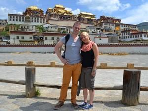 Himalaya tempel - beste reistijd Hong Kong
