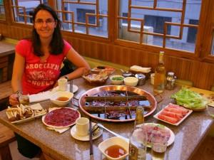 Reis China - eten