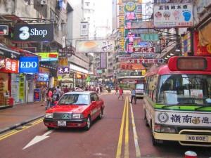 China vakantie - Hong Kong