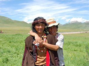 Graslanden noordwest China rondreis