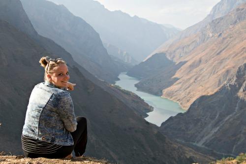 trekking China