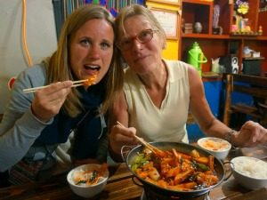 vegetarisch eten China