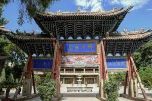Giant Buddha - Zhangye