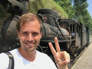 Reisspecialist trein