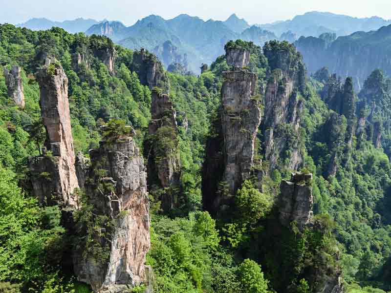 China Rondreis Zinderend Zhangjiajie