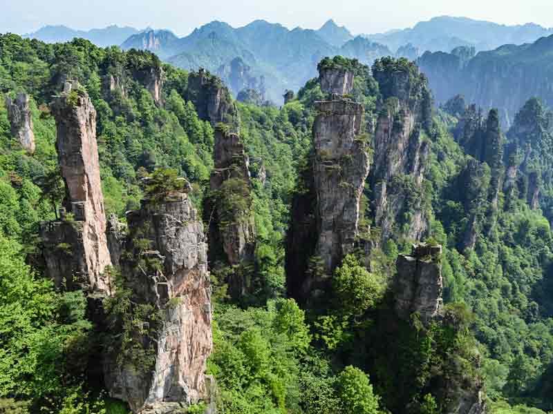 China Rondreis Zinderend Zhangjiajie