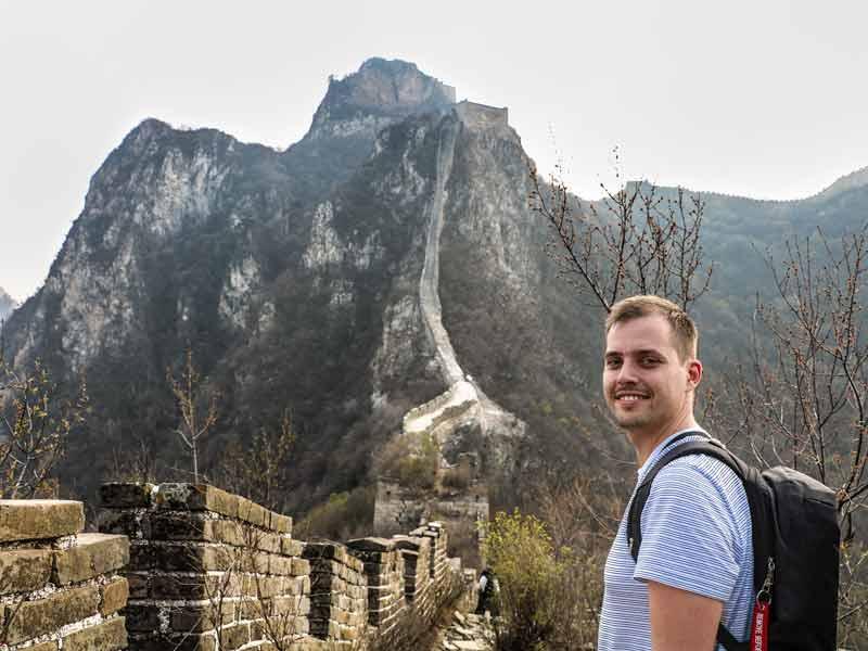 China Rondreis avontuur op de Chinese muur