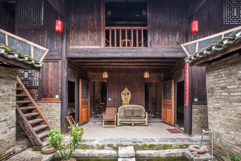 Langshi Laojia homestay