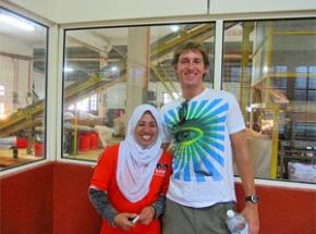 bezoek theefabriek maleisie