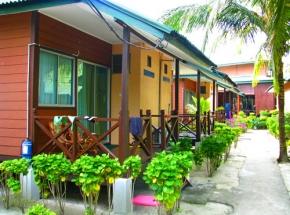 chalets van resort perhentians maleisie