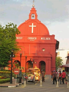 culturele bezienswaardigheden Maleisië Melaka