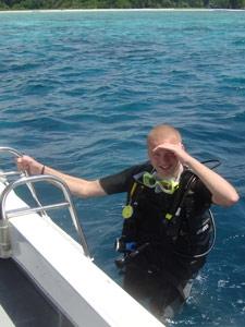 duiken perhentian maleisie