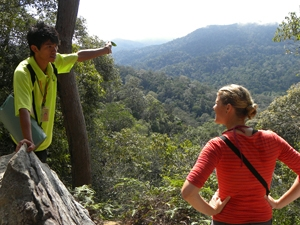 Maleisië jungle trekking met gids