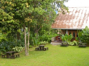 junglelodge nationalpark maleisie