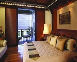 kamer upgrade hotel maleisie