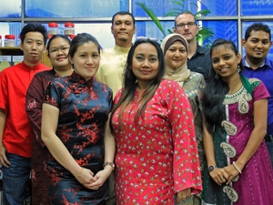 lokale samenwerking maleisie