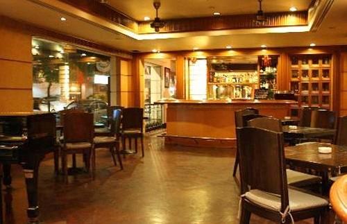 lounge hotel borneo maleisie