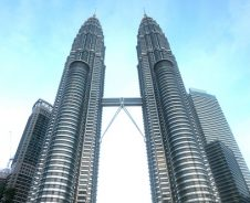 Easy going KL – Twintowers & chopsticks