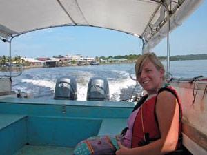reizen met boot maleisie